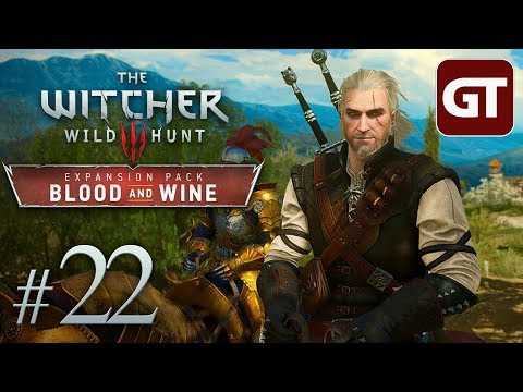 The Witcher 3: Blood & Wine #22 - Schöner Wohnen - Let's Play The Witcher 3: BaW thumbnail