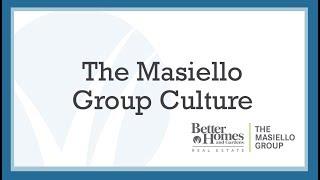 The Masiello Group Culture