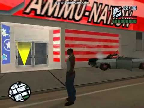 How to unlock All Shop in begining in GTA San Andreas (PC) !!