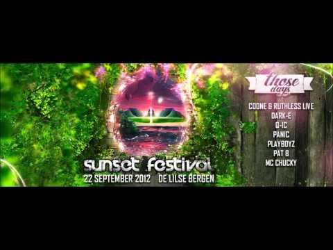 The Playboyz @ Sunset Festival - Those Days Stage