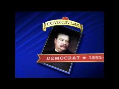 #24 Grover Cleveland