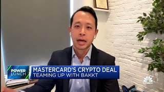 Mastercard partners with Bakkt to offer cryptocurrency services