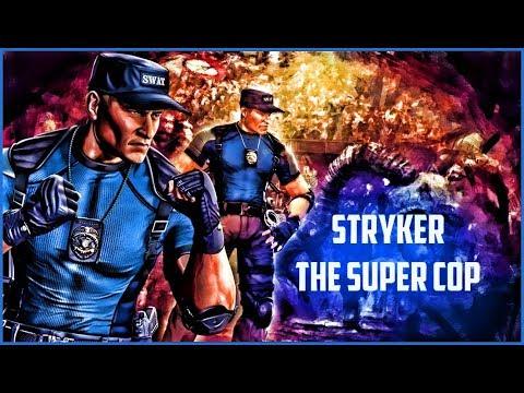 Respect Stryker  - Mortal Kombat's Super Cop thumbnail