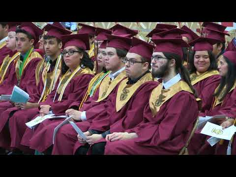 Rogers New Technology High School 2018 Graduation