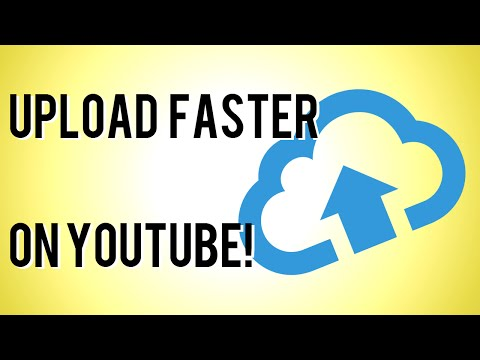 How to Upload YouTube Videos Faster!  |  Speed up upload times using clipchamp