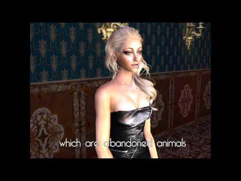 Diellza Shpresa - Miss Sim Globe Albania 2012 - Videogenic