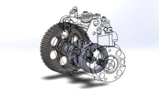 Bomba Rotativa Lucas M260 Funcionamiento