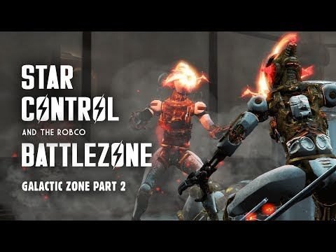 Galactic Zone Part 2: Star Control & RobCo Battlezone - Fallout 4 Nuka World Lore