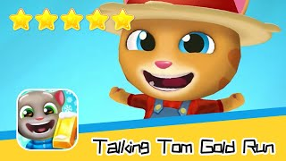 Talking Tom Gold Run Walkthrough The best cat runner game! Recommend index five stars