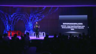 Life, learning and the Filipino martial arts | Felipe Jocano Jr. | TEDxDiliman