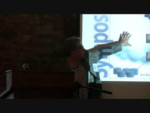 Michael O'Neil, principal analyst, InsightaaS, at IB Symposium