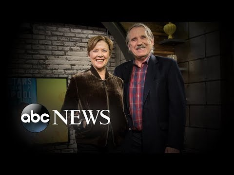 Annette Bening on playing Academy Award-winning actress in 'Film Stars Don't Die in Liverpool'