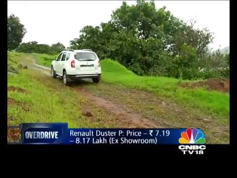 2012 Renault Duster in India road test