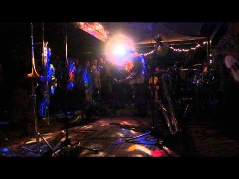 Gene Jr And The Family Live @ Joshua Tree Music Festival 2015