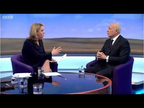 IDS defends Government's Brexit stance