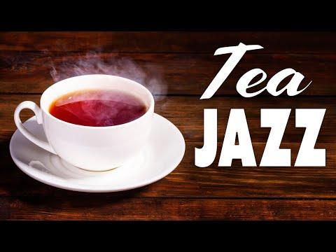 Elegant Tea Jazz - Relaxing Intrumental JAZZ Music For Work,Study,Reading