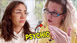 PSYCHIC REVEALS SHOCKING SECRETS ABOUT MY PAST