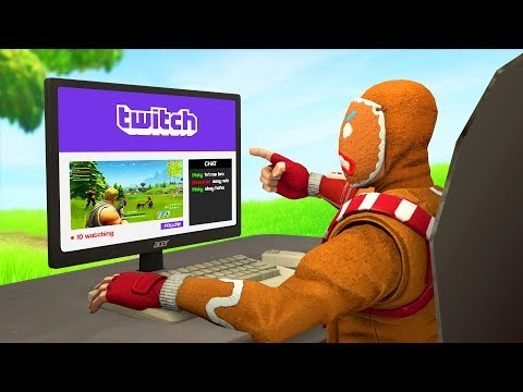 I challenged Twitch streamers in Fortnite...
