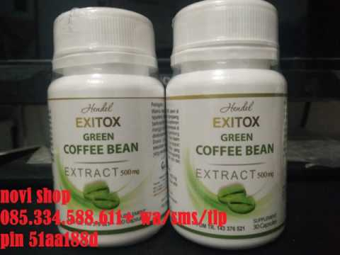Hendel Exitox Green Coffee Bean from YouTube · Duration:  31 seconds