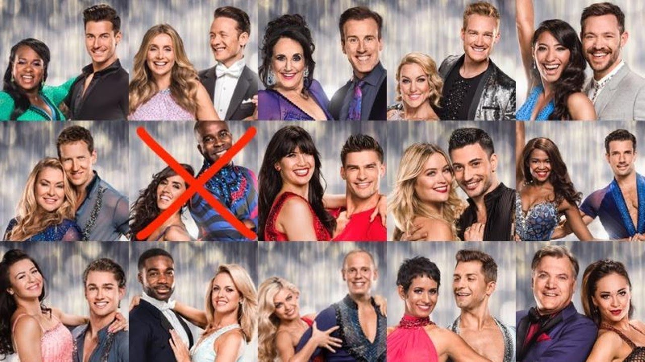 Lets Dance Whos In The Strictly Come Dancing  Line Up And When Does It Start Latest Rumours O