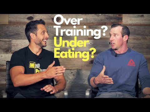 Adrenal Fatigue is Killing Your GAINS!! | No BS Nutrition Advice w/ Jason Phillips | MIND PUMP