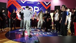 KANA K LOCK VS ZHARAS / LOCKING FINAL
