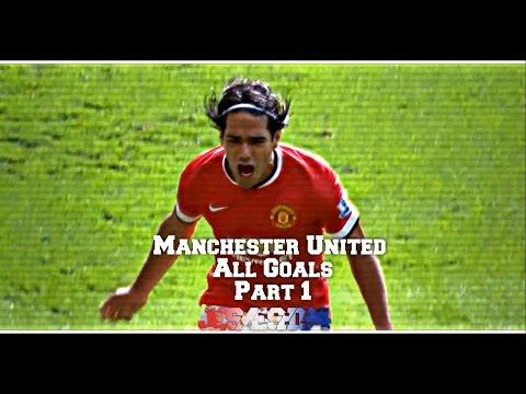 All Manchester United Goals 2014/15 Part 1 (HD)