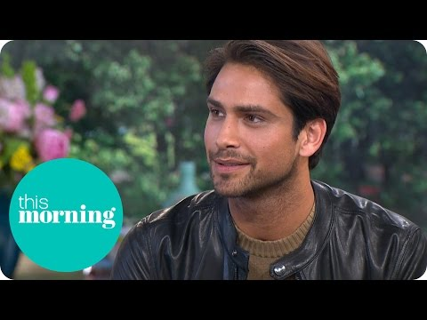 Luke Pasqualino On Being A Musketeer | This Morning