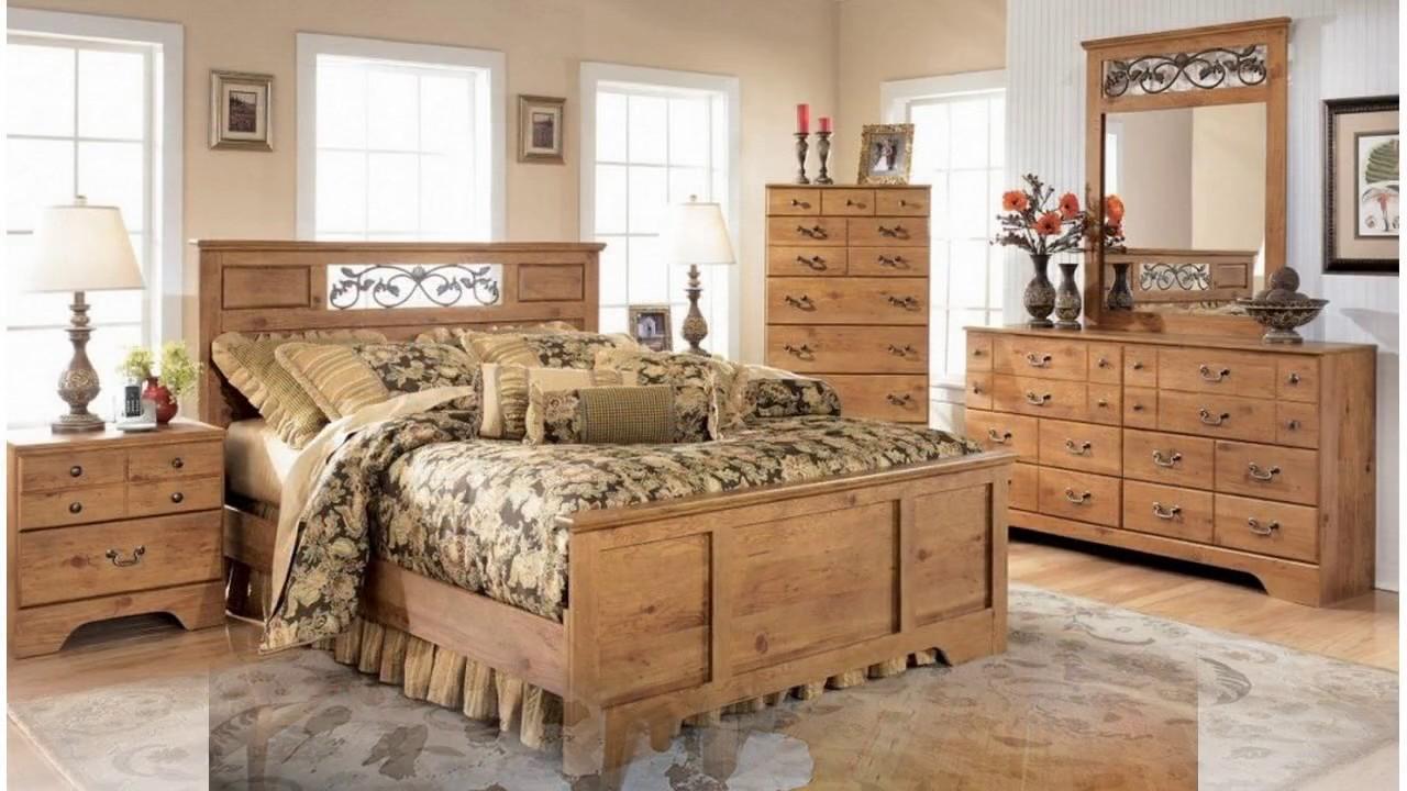 Muebles de dormitorio r sticos decorar ideas youtube - Dormitorios rusticos juveniles ...