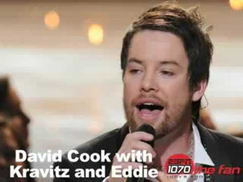 Interview with American Idol David Cook