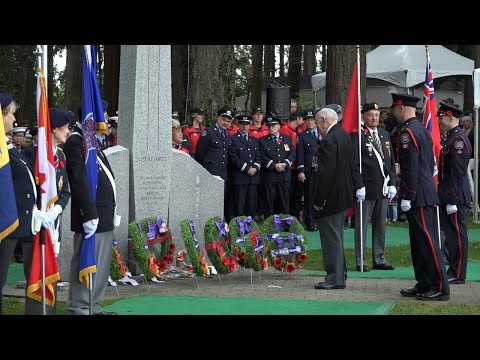 Remembrance Day Coquitlam City