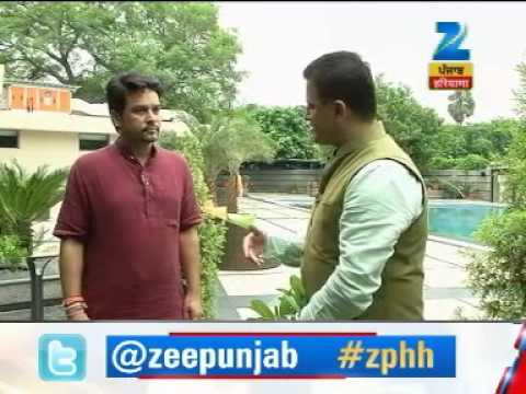 DIRECT WITH DINESH - EXCLUSIVE WITH ANURAG THAKUR, SECRETARY BCCI