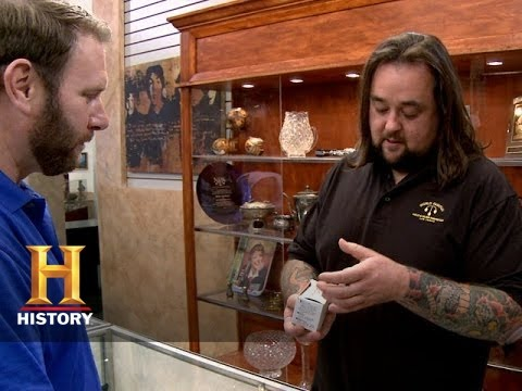 Pawn Stars: Seiko TV Watch | History