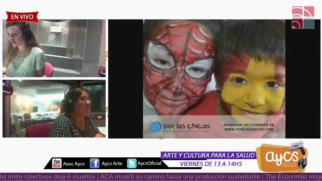 AyCS junto a la ONG Por los Chicos - 24.02.17