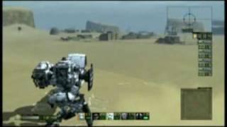 Chromehounds free battle