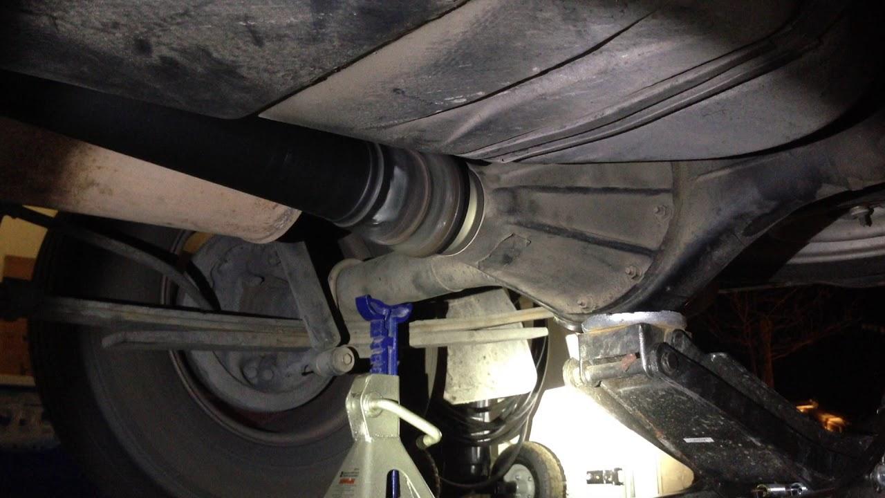 Driveshaft vibrations   Tacoma Forum - Toyota Truck Fans