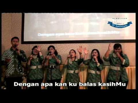 Praise & Worship Ibadah Ucapan Syukur HUT ke 11 GBI Sunggal