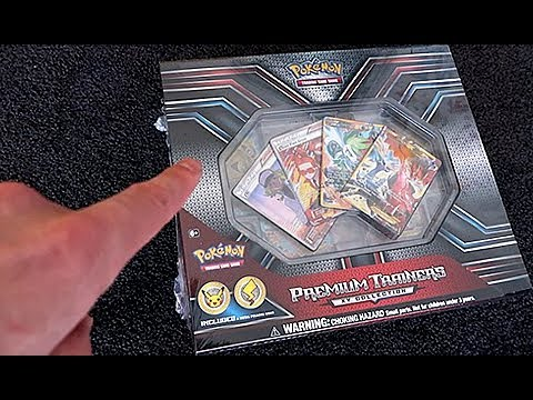 THIS POKEMON BOX IS A SCAM?