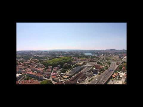 Porto visto de cima / Porto seen from the sky :)