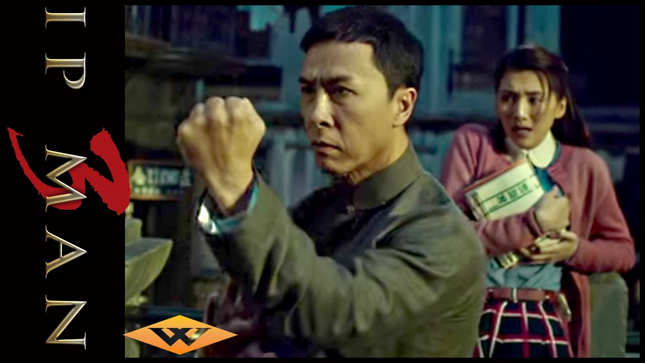 Martial Arts Movies: IP MAN 3 (2016) Clip 2 - Well Go USA ...