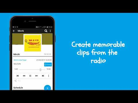 RadioCut India - Listen to Radio Online and On-Demand