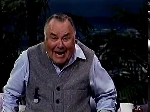 Jonathan Winters on the Tonight Show - 1988