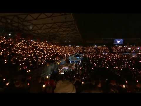 23.12.2016 1.FC Union Weihnachtssingen - Wir lieben Union jawohl