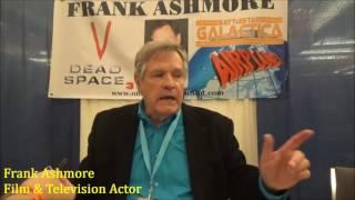 Frank Ashmore at ComiCONN
