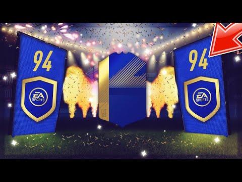 FIFA 18 - DÉJÀ LE MEILLEUR TOTS DANS LES PACKS !! JOUEUR A 94 !