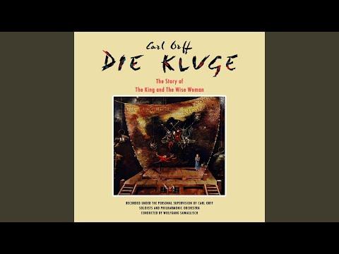 Die Kluge: Scene 9, Pt. 2 - Scene 10 - Scene 11 - Scene 12