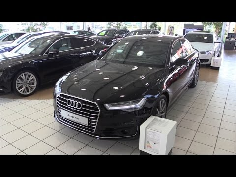 Audi A6 2017 In Depth Review Interior Exterior