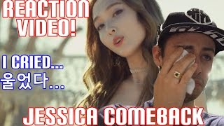 [I CRIED...] JESSICA (Feat. Fabolous) - FLY MV Reaction