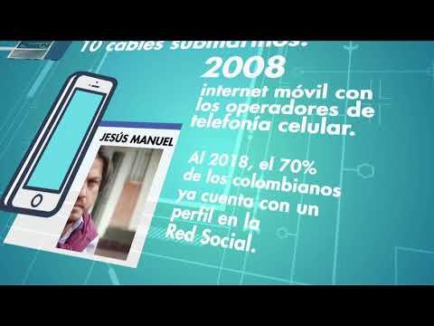 CronologÍa del Internet en Colombia / C20-N10