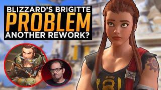 Overwatch: Blizzard's Brigitte Reẁork Problem